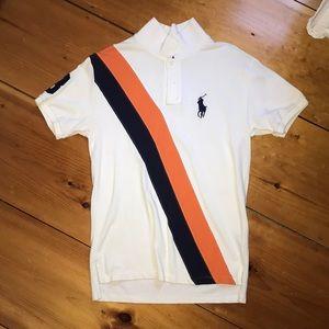 Polo 2 button shirt